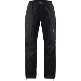 Haglöfs L.I.M Pants Dame true black long